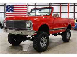 Picture of Classic '71 Chevrolet Blazer located in Kentwood Michigan - $26,900.00 - LVCE