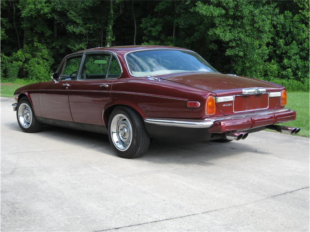 1976 Jaguar XJ12 for Sale   ClassicCars.com   CC-1023985