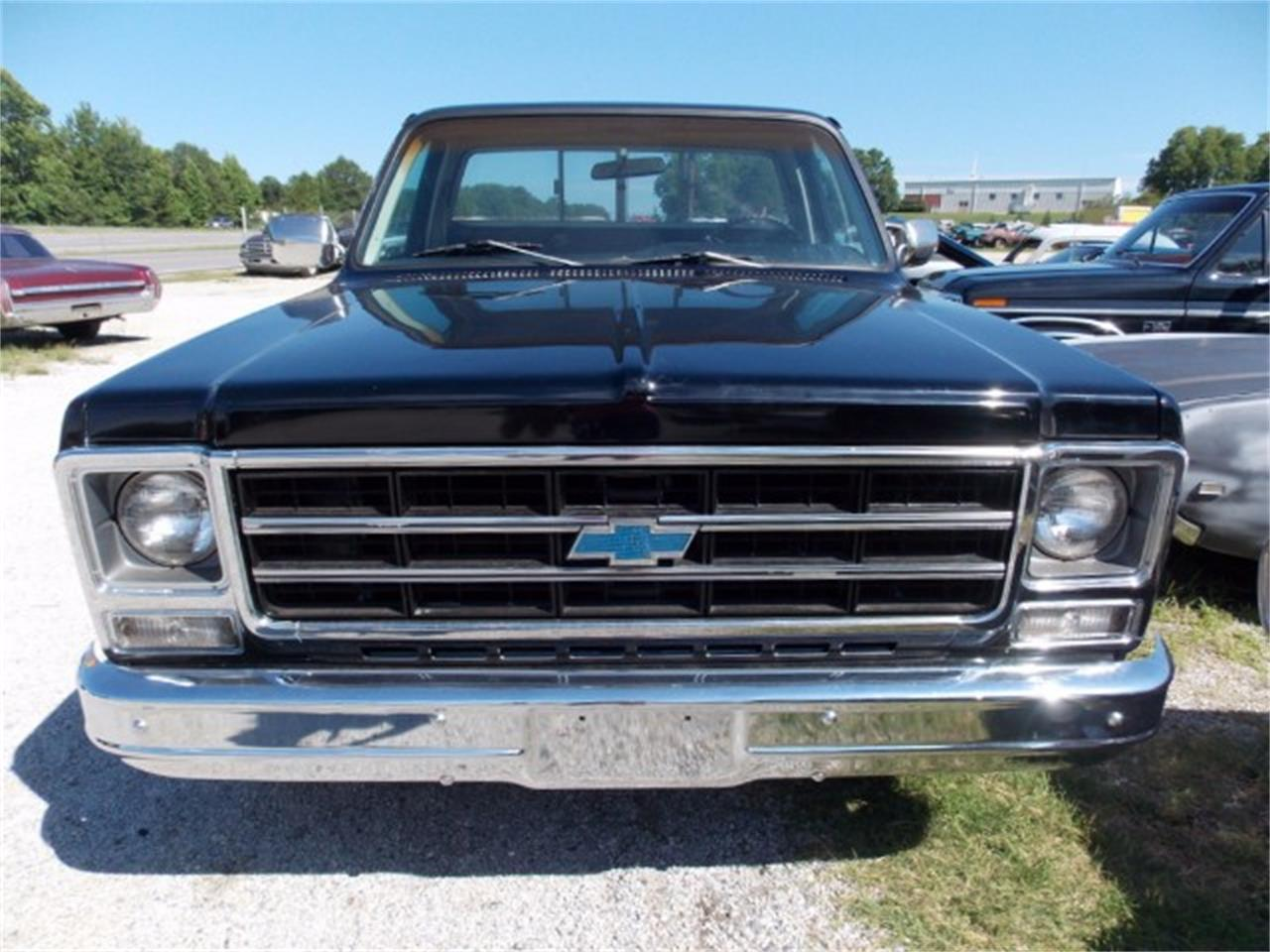 Large Picture of '79 C10 - LVCF