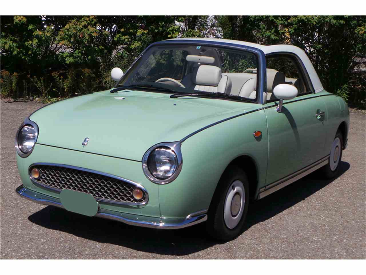 1991 Nissan Figaro for Sale | ClicCars.com | CC-1024020