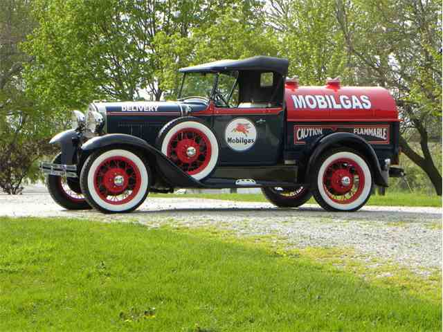 Picture of '31 Model A Tribute Mobil Tanker - LY5B