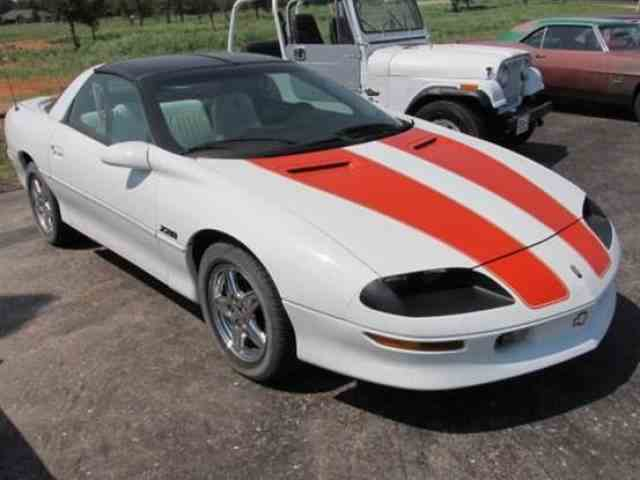 Picture of '97 Camaro - LY5M