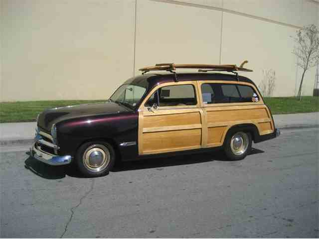 Picture of '49 Woody Wagon - LY5N