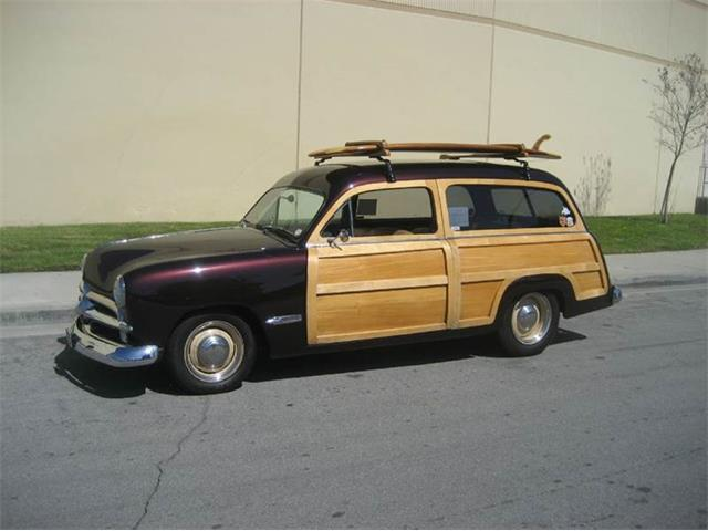 Picture of Classic 1949 Woody Wagon located in Brea California Auction Vehicle - LY5N