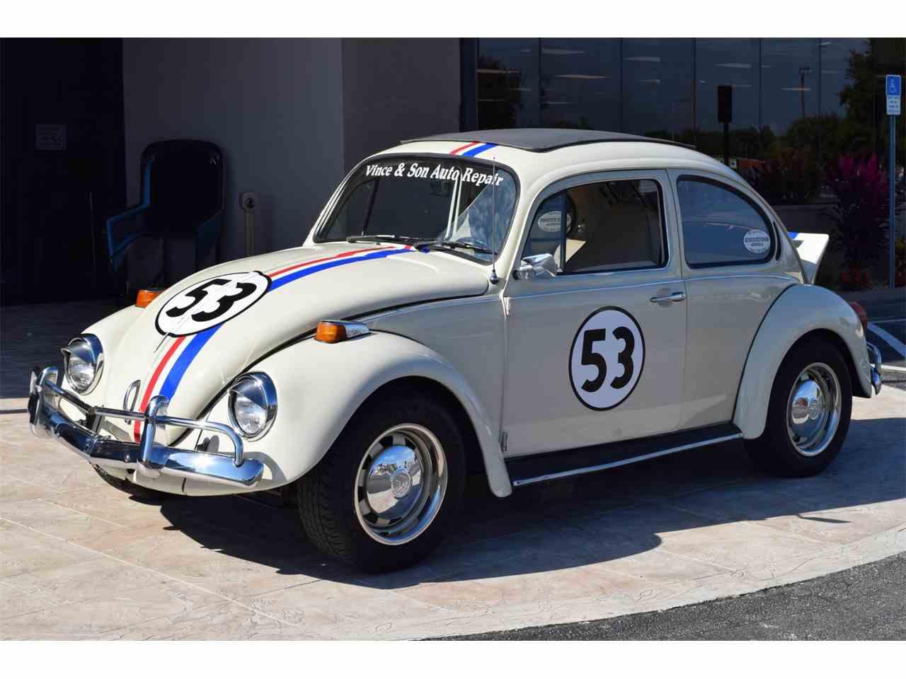 1973 Custom Herbie 1 For Sale Classiccars Com Cc 1024049