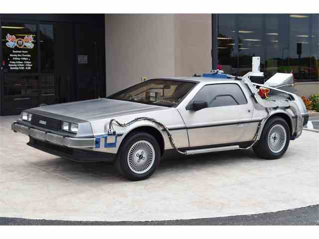 Picture of '81 Back to the Future - LY5Y