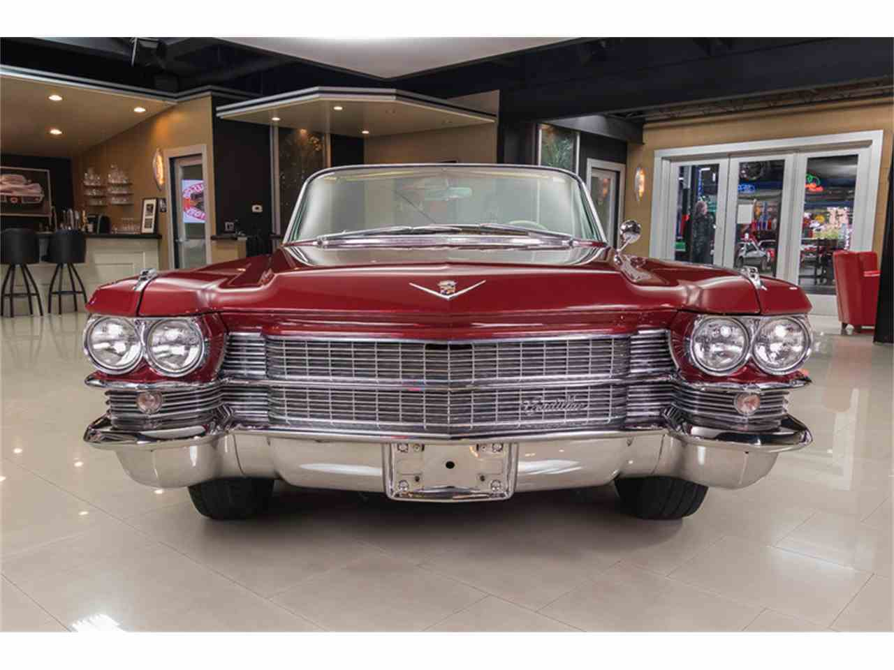 Large Picture of Classic '63 DeVille located in Michigan - $64,900.00 Offered by Vanguard Motor Sales - LVCM