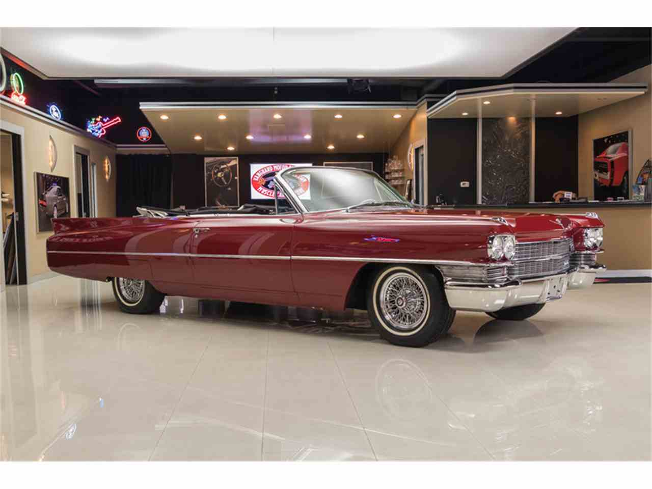 Large Picture of Classic '63 DeVille located in Plymouth Michigan - $64,900.00 - LVCM