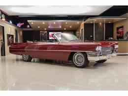 Picture of '63 Cadillac DeVille located in Plymouth Michigan - $64,900.00 Offered by Vanguard Motor Sales - LVCM
