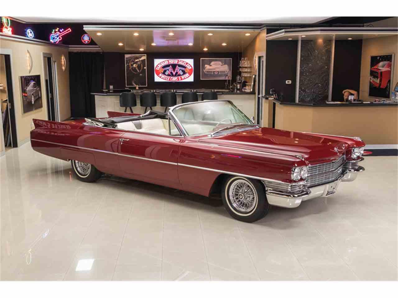 Large Picture of '63 Cadillac DeVille - $64,900.00 - LVCM