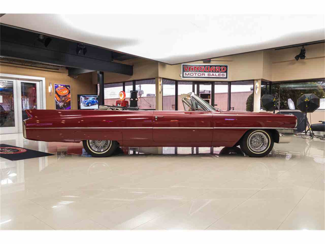 Large Picture of 1963 DeVille Offered by Vanguard Motor Sales - LVCM