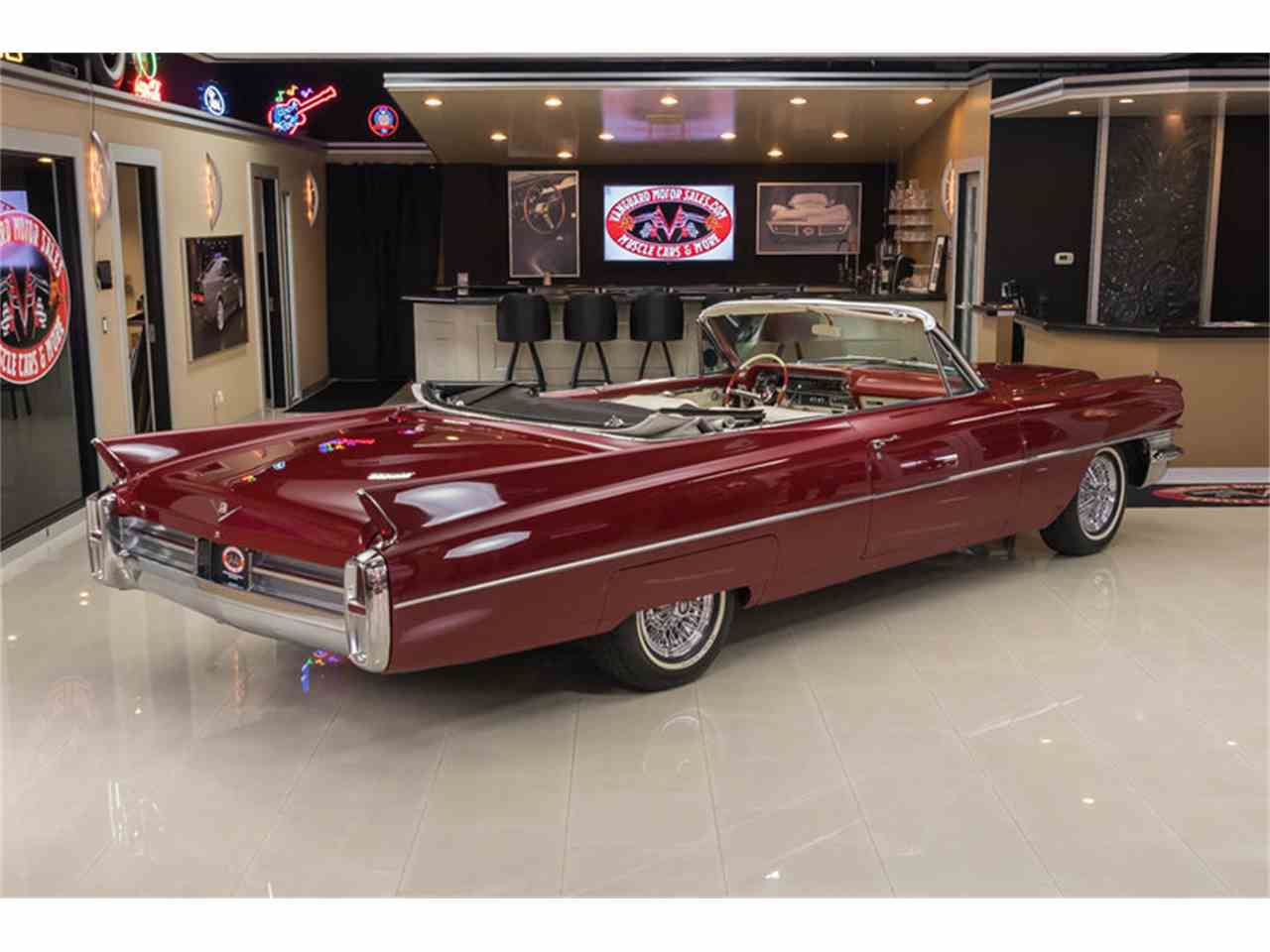 Large Picture of 1963 Cadillac DeVille - $64,900.00 Offered by Vanguard Motor Sales - LVCM