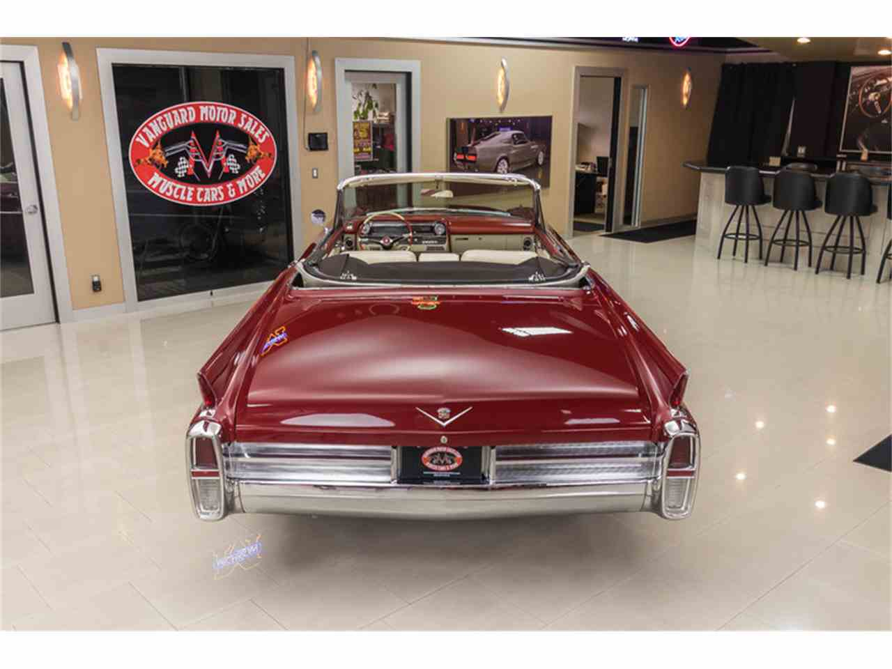 Large Picture of 1963 DeVille located in Plymouth Michigan Offered by Vanguard Motor Sales - LVCM