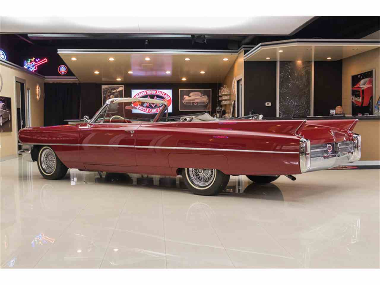 Large Picture of '63 Cadillac DeVille located in Plymouth Michigan - LVCM
