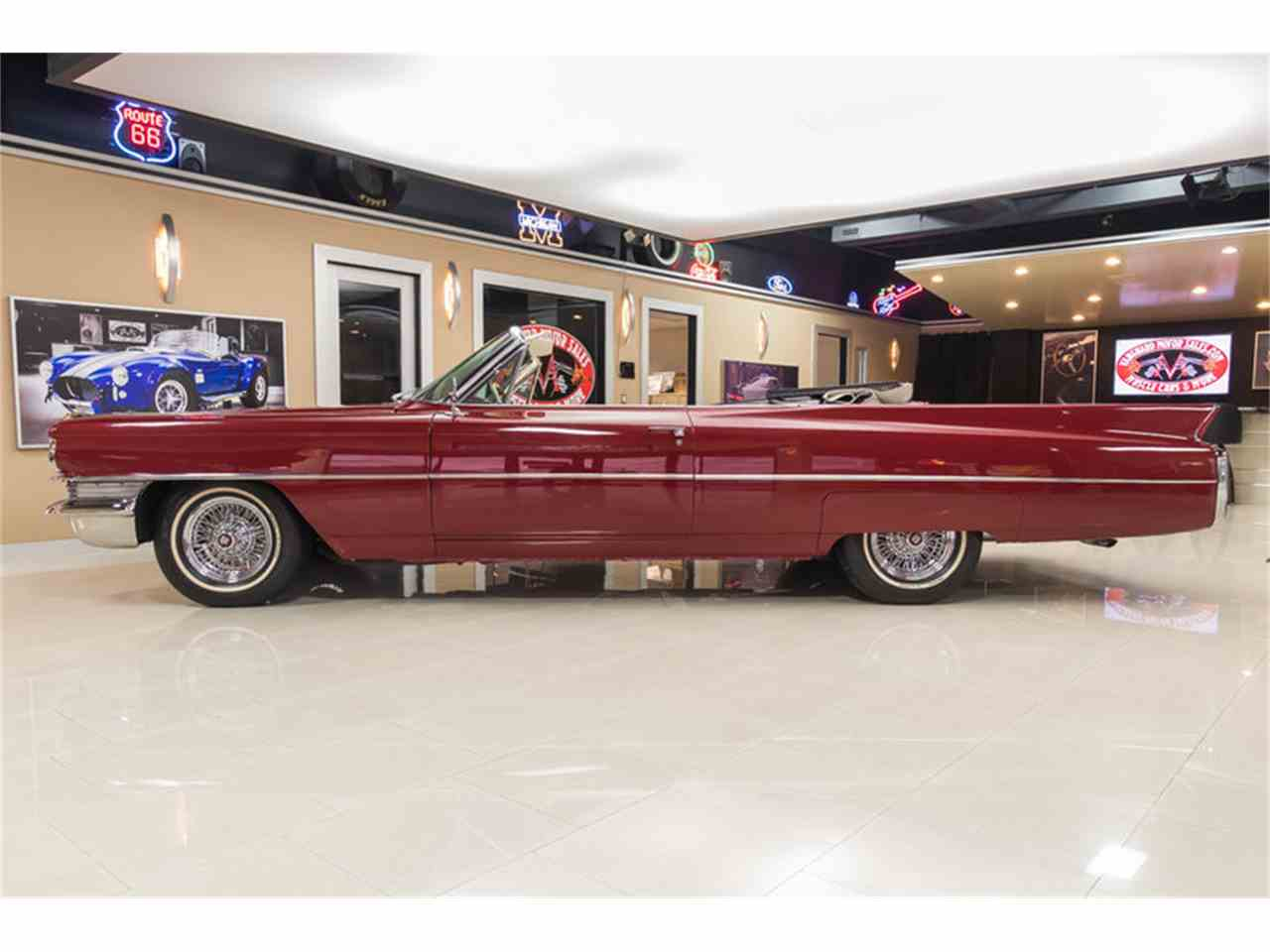 Large Picture of 1963 Cadillac DeVille located in Michigan Offered by Vanguard Motor Sales - LVCM
