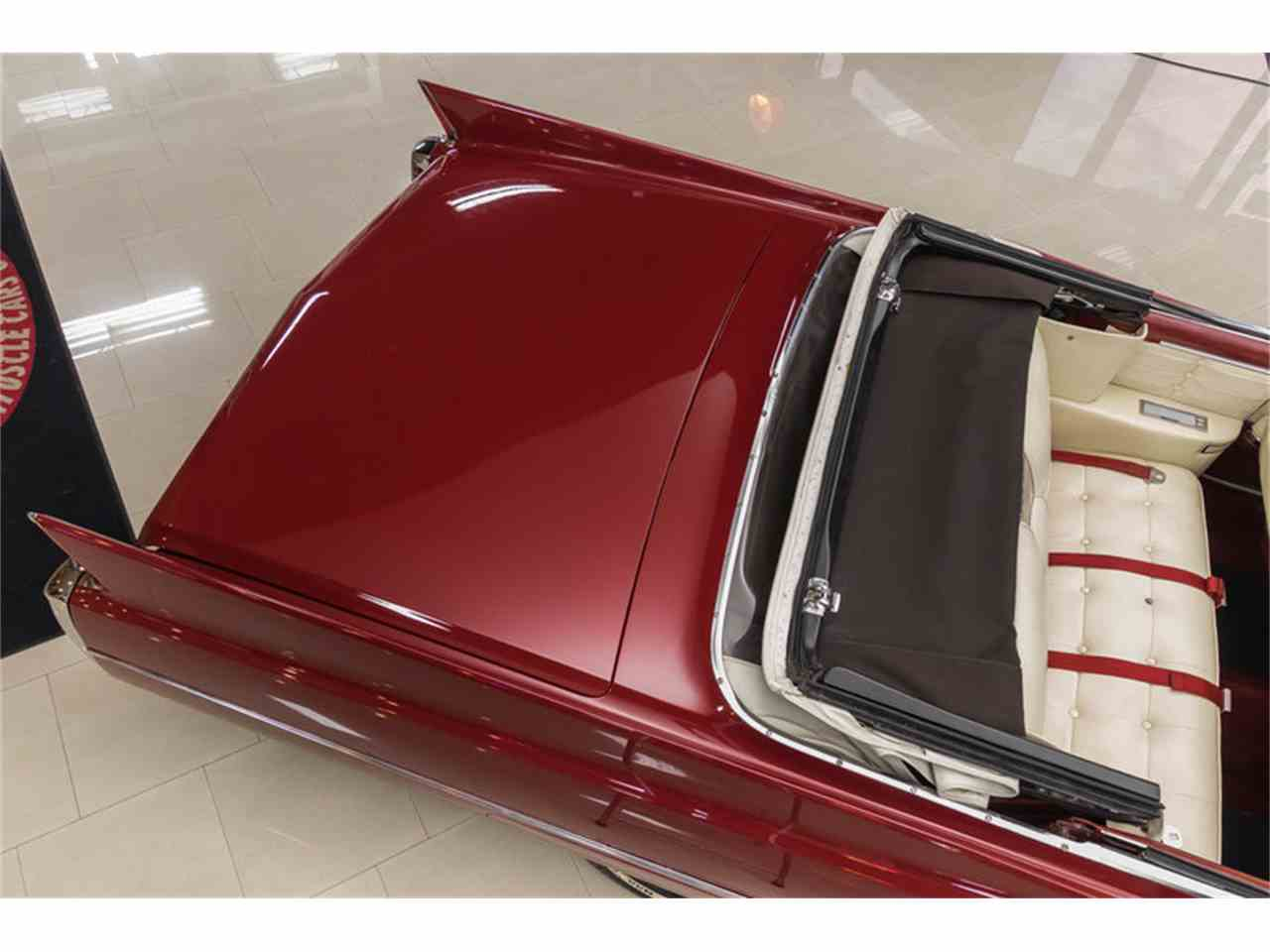 Large Picture of 1963 Cadillac DeVille located in Plymouth Michigan - $64,900.00 - LVCM