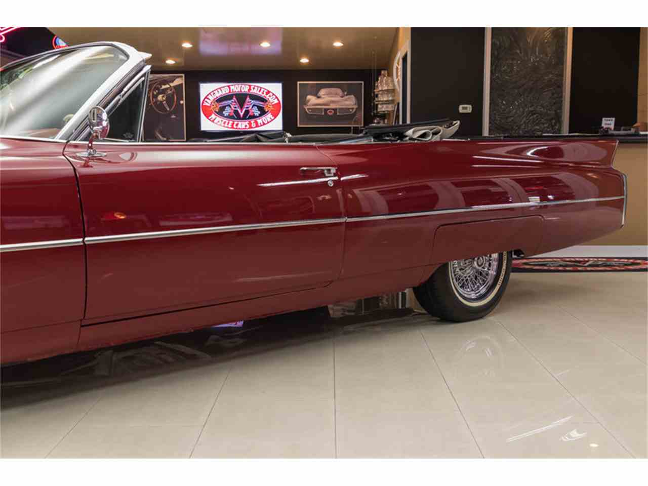 Large Picture of Classic 1963 Cadillac DeVille Offered by Vanguard Motor Sales - LVCM