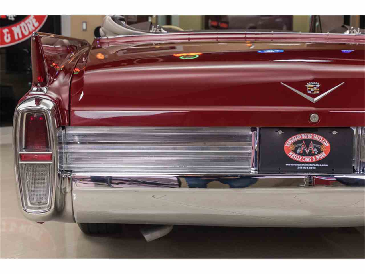 Large Picture of 1963 DeVille located in Plymouth Michigan - $64,900.00 - LVCM