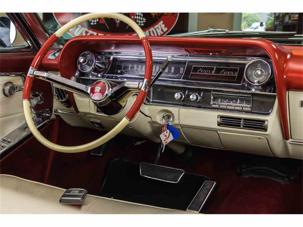 Large Picture of 1963 Cadillac DeVille Offered by Vanguard Motor Sales - LVCM