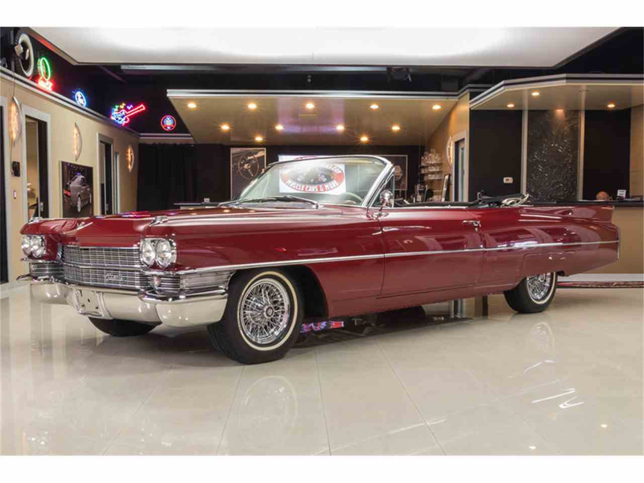 Large Picture of Classic '63 Cadillac DeVille Offered by Vanguard Motor Sales - LVCM