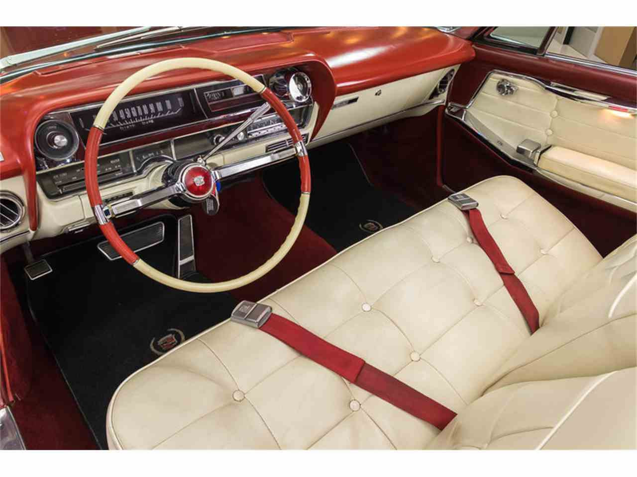 Large Picture of Classic '63 DeVille located in Michigan - LVCM