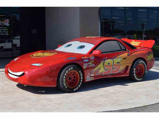 Picture of '93 Lightning McQueen - LY6A