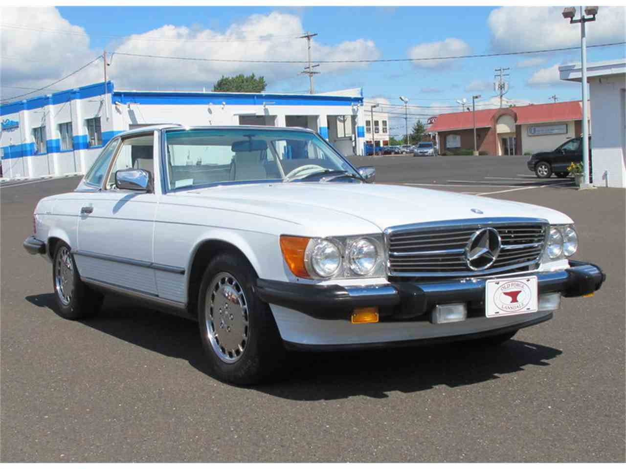 1988 mercedes benz 560sl for sale cc for Mercedes benz for sale under 5000