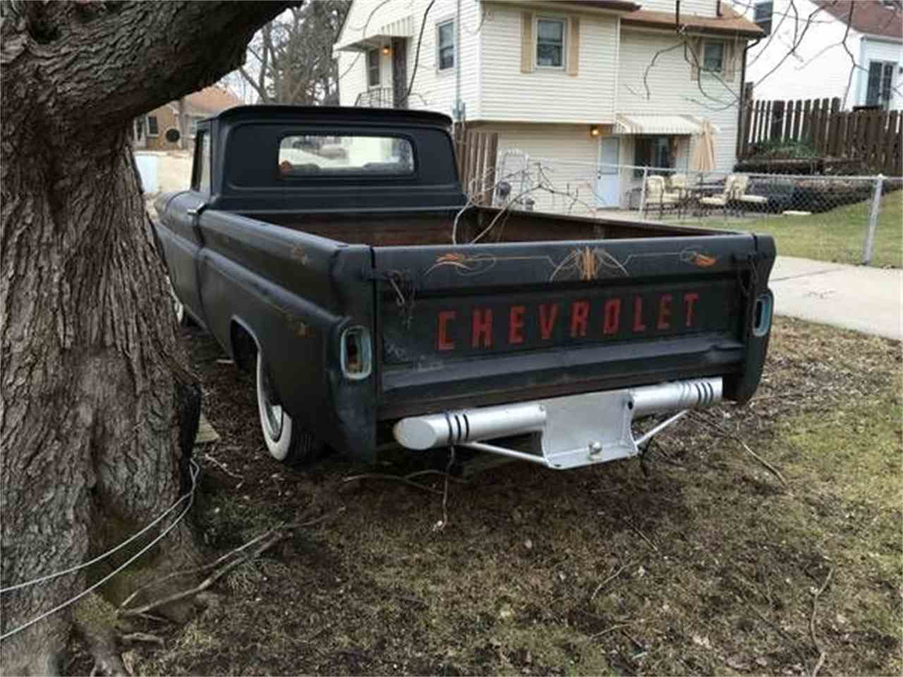 Large Picture of '66 C10 - LVCT