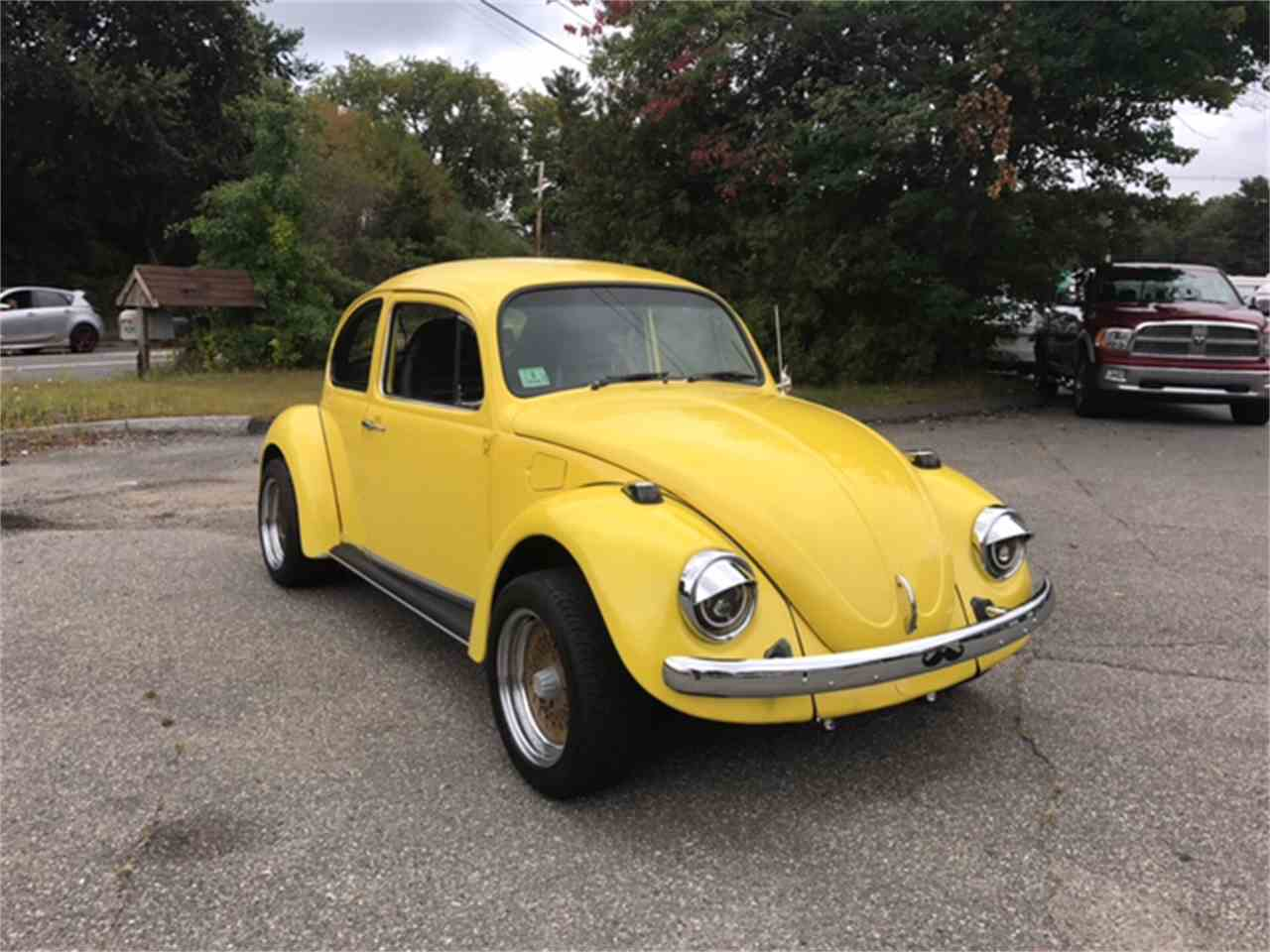 1975 Volkswagen Beetle for Sale | ClicCars.com | CC-1024131