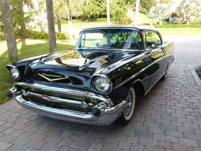 Picture of Classic '57 Chevrolet Bel Air - $60,000.00 Offered by a Private Seller - LY95