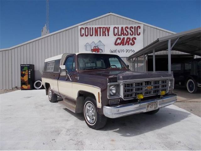 Picture of '77 Chevrolet Silverado located in Staunton Illinois Offered by  - LVCY