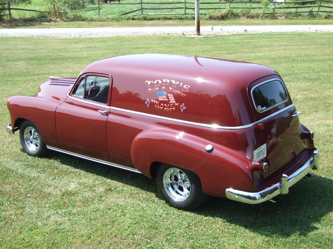 Large Picture of 1952 Sedan Delivery - LYA2