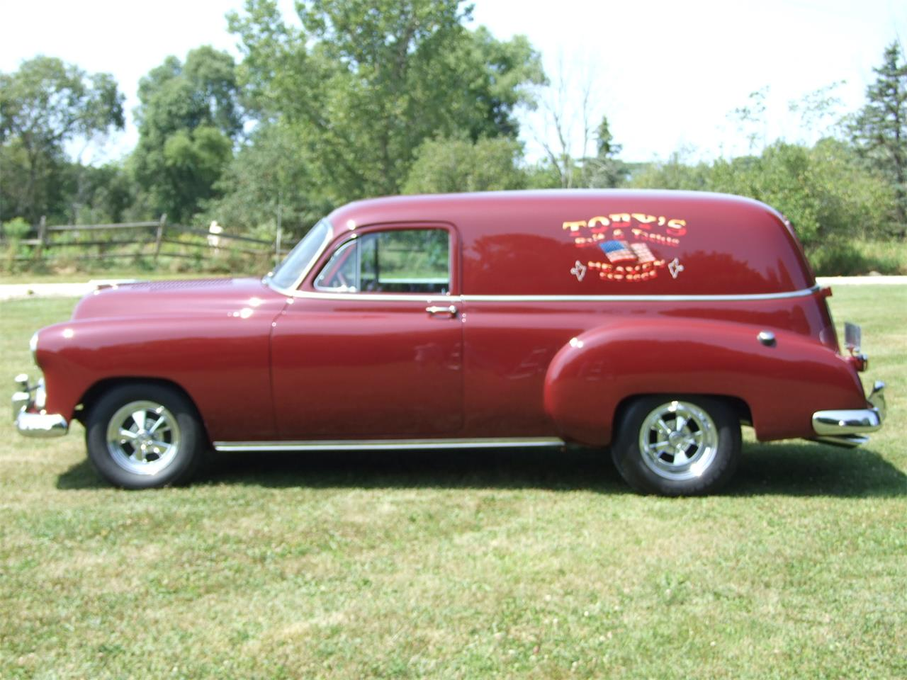 Large Picture of '52 Chevrolet Sedan Delivery Offered by Auto Connection, Inc. - LYA2