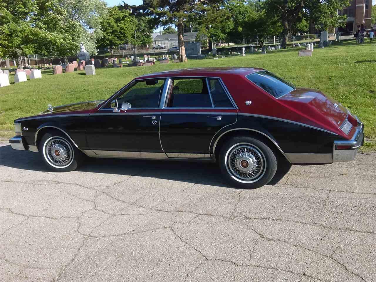 1985 Cadillac Seville for Sale | ClassicCars.com | CC-1024216 | 1280 x 960 jpeg 138kB