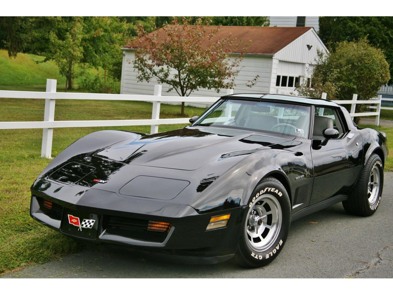 For Sale: 1982 Chevrolet Corvette in Old Forge, Pennsylvania