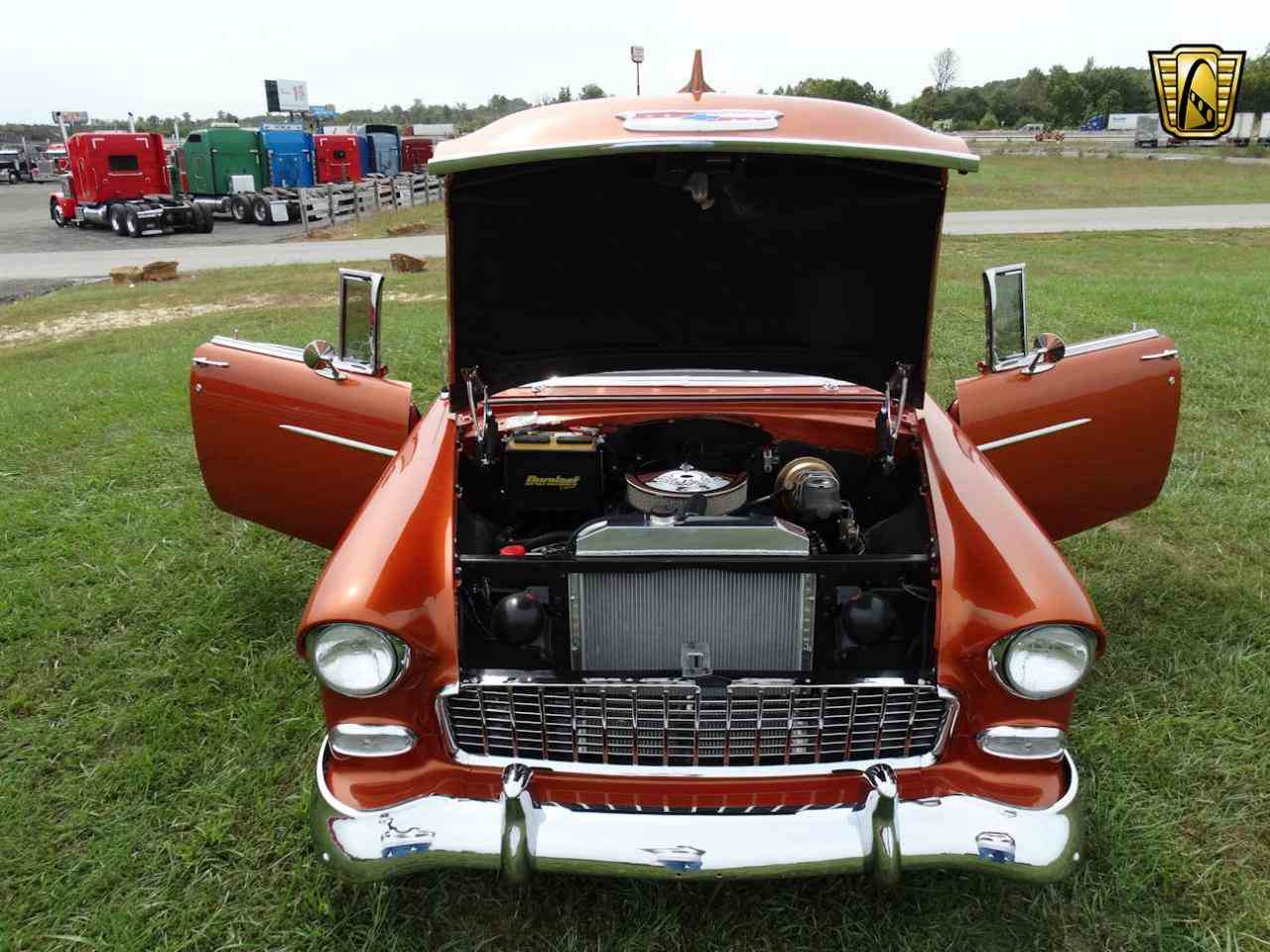 Large Picture of '55 Nomad - LVD3
