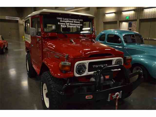 Picture of '80 Land Cruiser FJ - LYAX