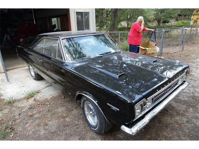 Picture of '67 Plymouth Belvedere - LYB4