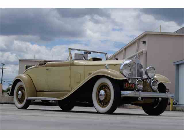 Picture of 1932 Packard Convertible - LYB8
