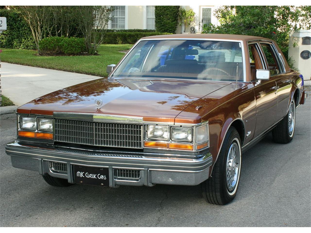 1978 Cadillac Seville For Sale Classiccars Com Cc 1024250