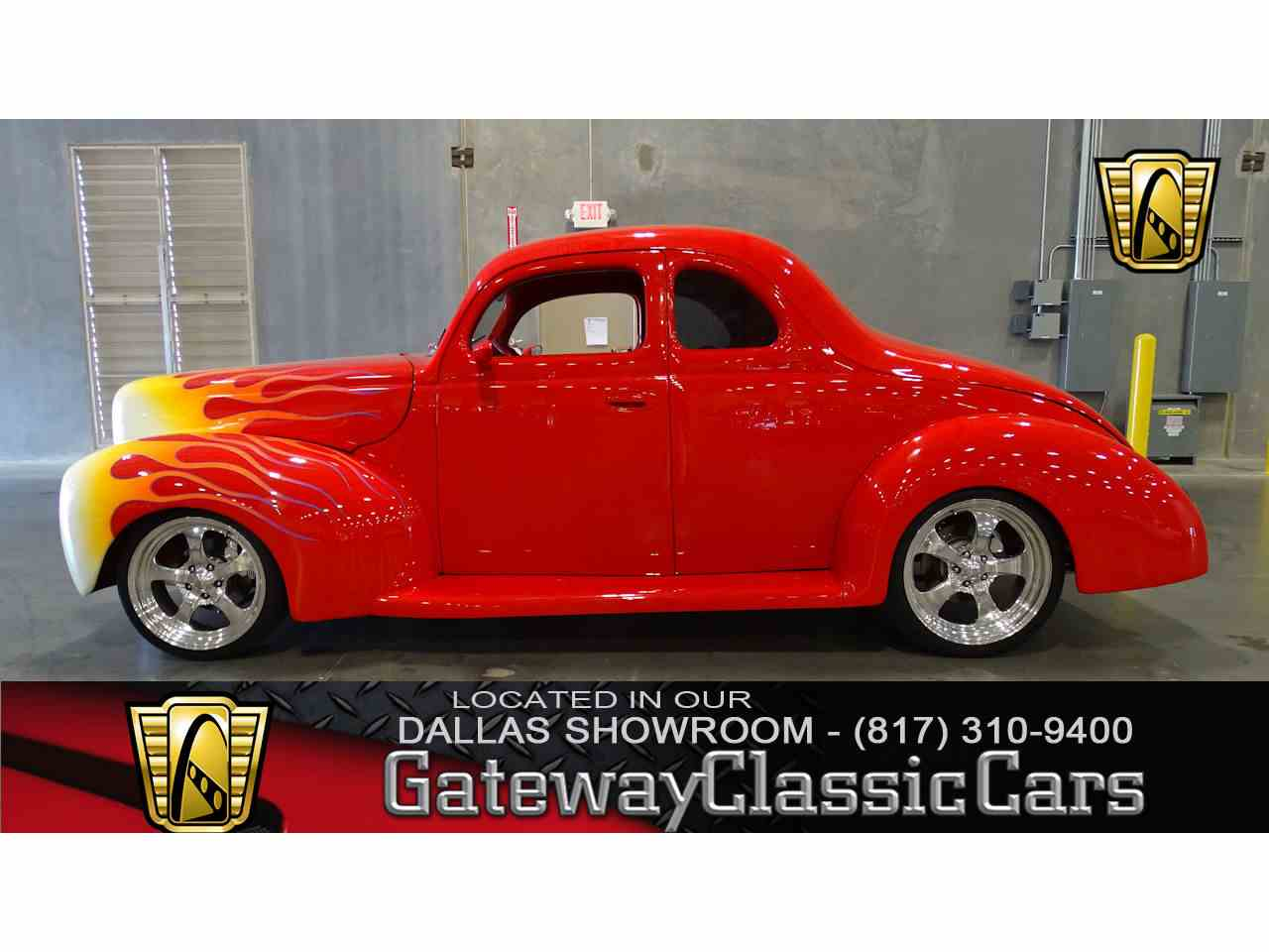 Large Picture of Classic 1940 Coupe located in DFW Airport Texas - LVD7