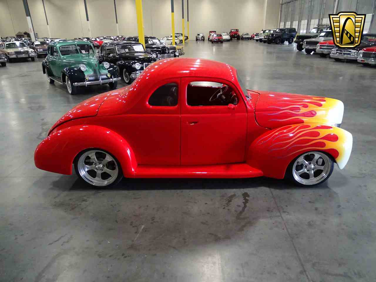 Large Picture of '40 Ford Coupe located in DFW Airport Texas Offered by Gateway Classic Cars - Dallas - LVD7