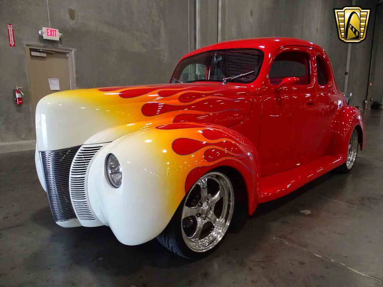 Large Picture of Classic 1940 Ford Coupe - LVD7