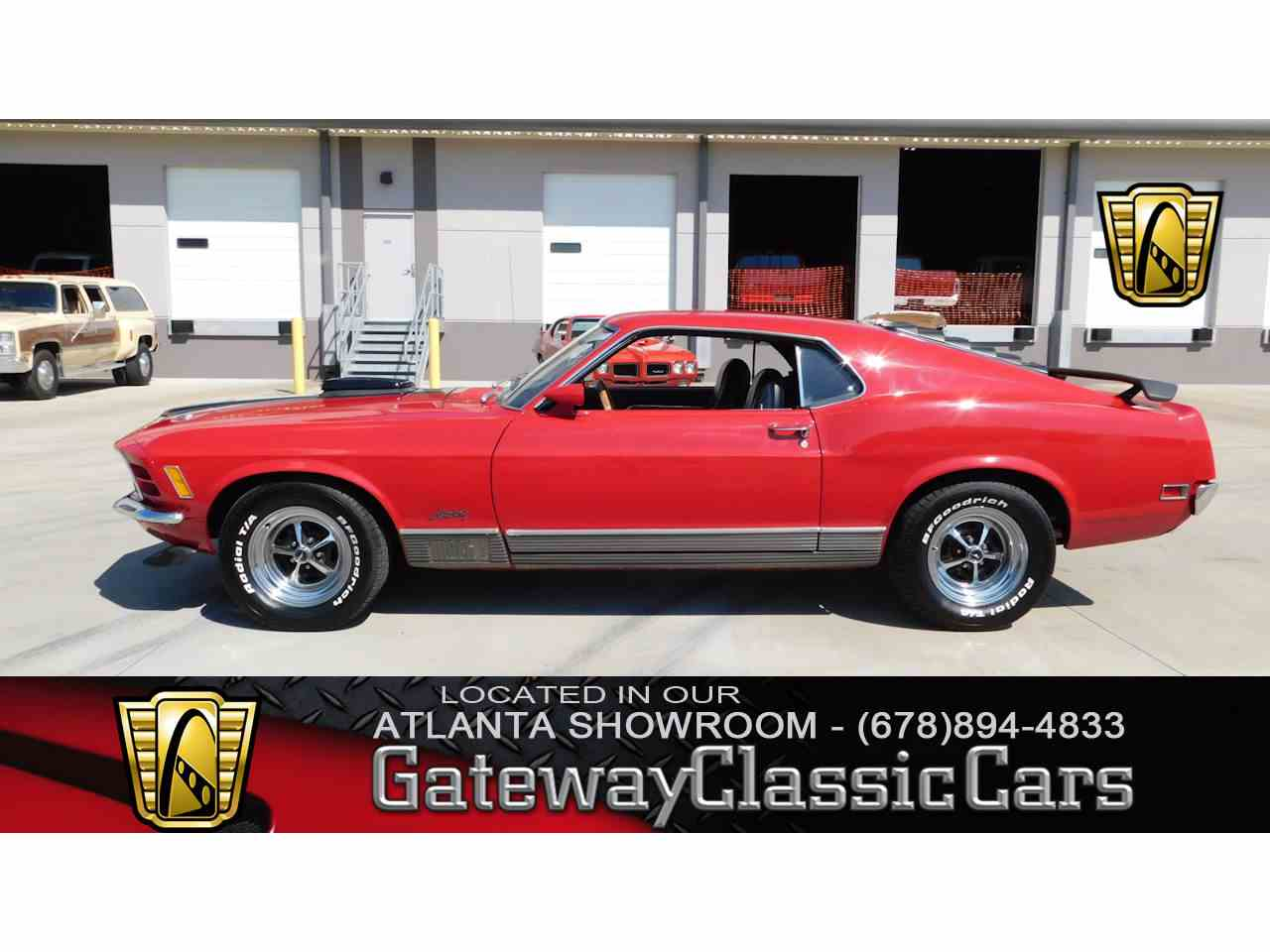 1970 Ford Mustang for Sale | ClassicCars.com | CC-1024279