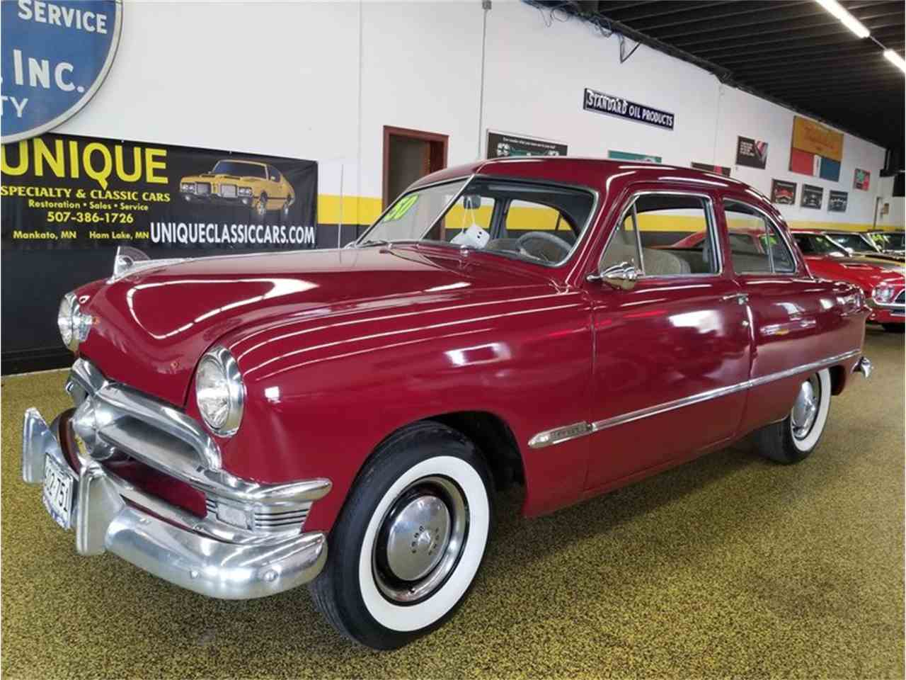 1950 Ford Customline 2dr Post for Sale | ClassicCars.com | CC-1024300