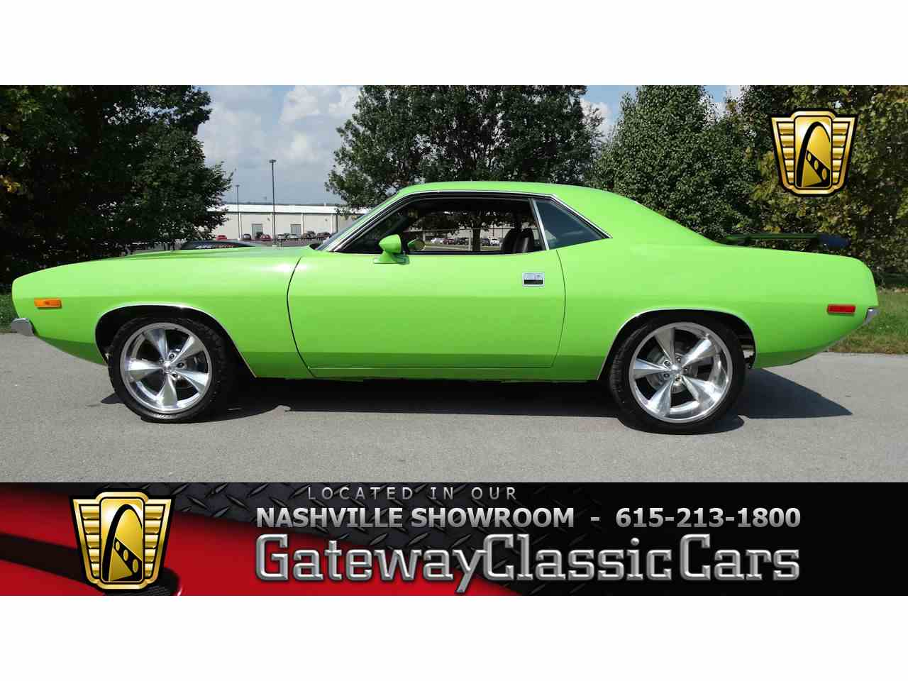 1973 Plymouth Barracuda for Sale | ClassicCars.com | CC-1024307