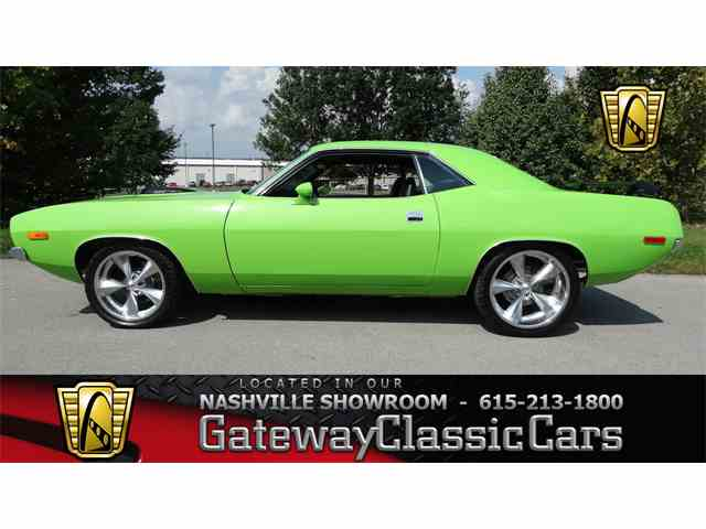 Picture of Classic 1973 Plymouth Barracuda - LYCZ