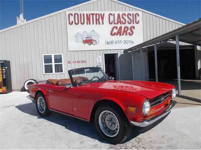 Picture of Classic 1973 Triumph TR6 - $11,450.00 - LYD5