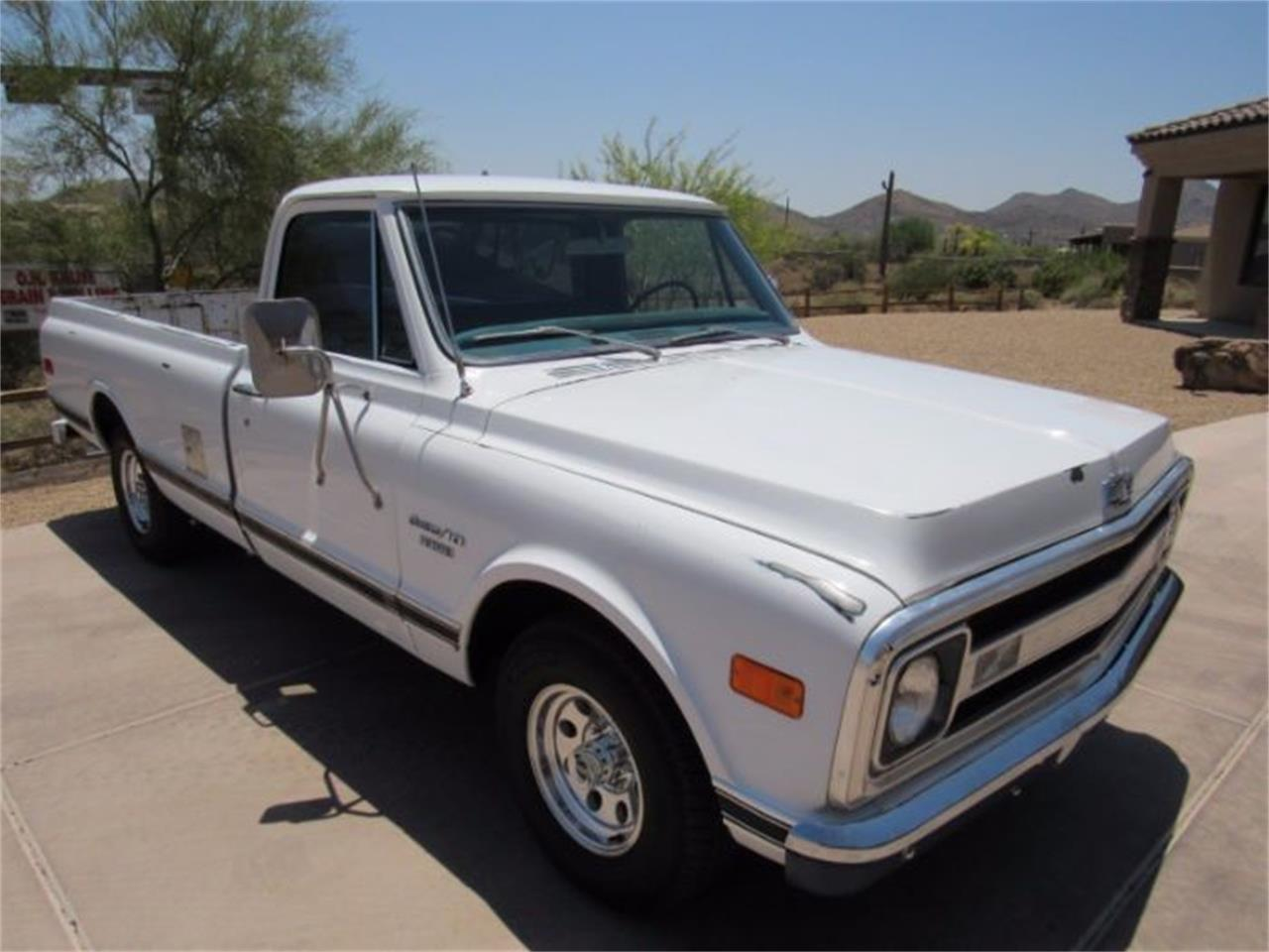 Large Picture of '70 C10 - LVDD