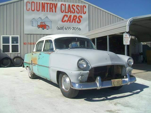Picture of '54 4-Dr Sedan - LYDR
